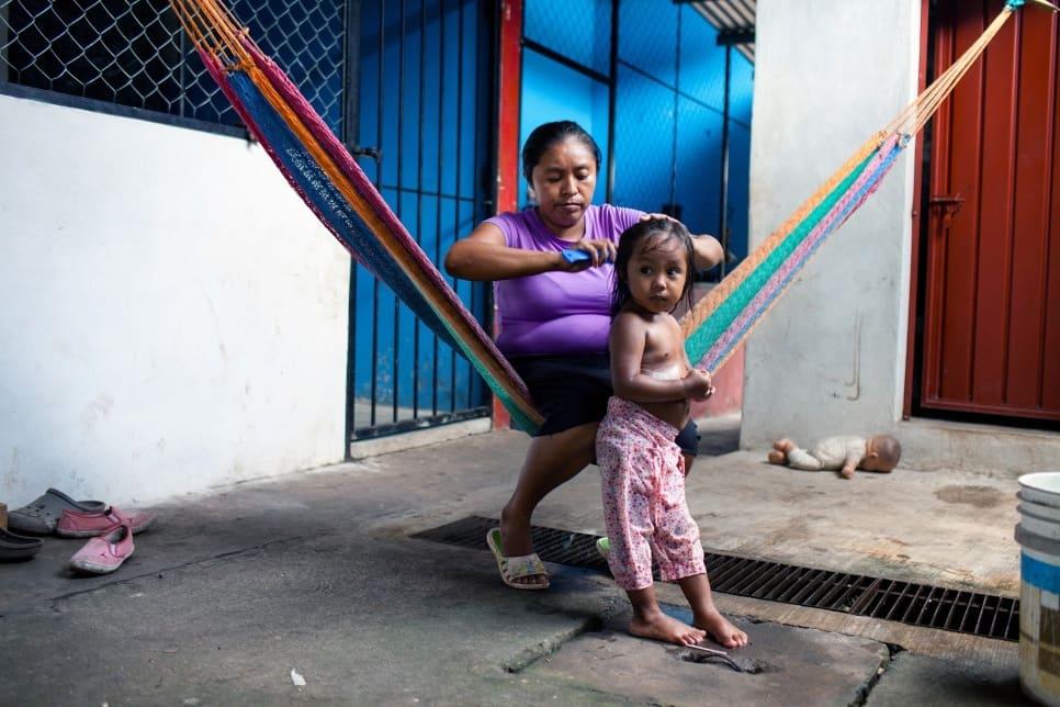 Cibarsi di diversità 2 Luglio Forte Marghera. Il Triangolo del Nord, America Centrale.