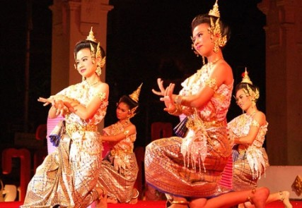Workshop of Thailandese dance