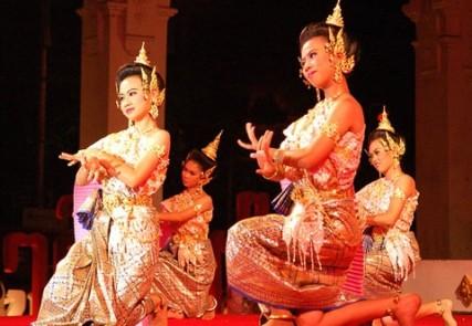 Workshop of Thailandese dance