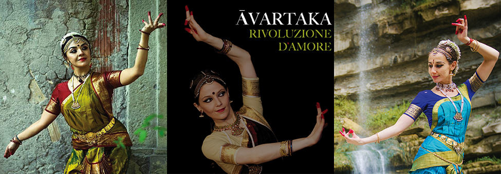 Avartaka. Theater-Dance Traditional Indian performance