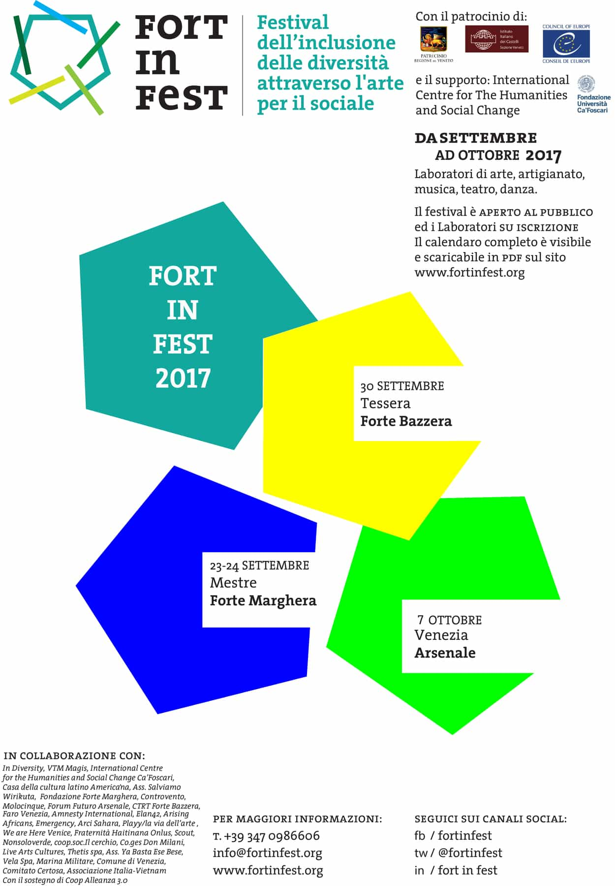 PROGRAMMA FORT IN FEST Second Edition 2017