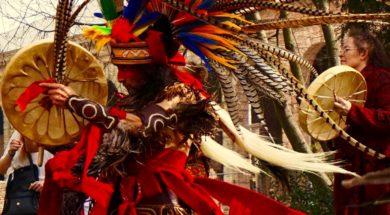 Danze Cerimoniali Azteche