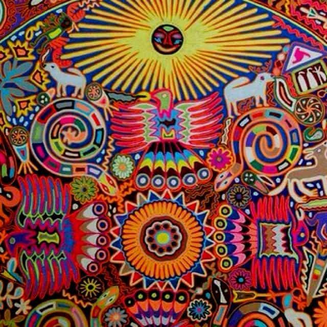 Laboratorio d'Arte popolare messicana