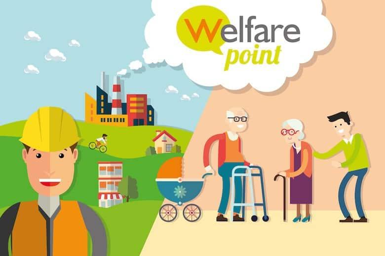 Welfare point come servizio di comunità ne discutiamo con Fabio Streliotto