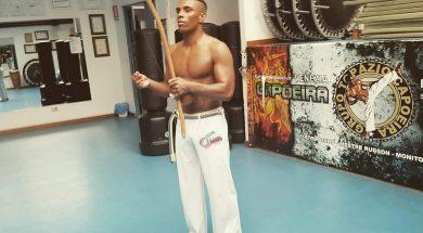 Clauber Capoeira Topazio
